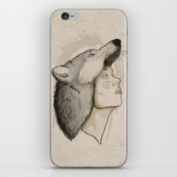 Hunter iPhone & iPod Skin