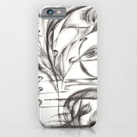 iPhone & iPod Case featuring Feather Lover by Kaoru Ishida