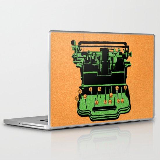 """""""An Object"""" by Steven Fiche Laptop & iPad Skin"""