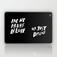 DRUNK Laptop & iPad Skin