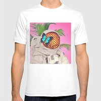 Sunday Best Mens Fitted Tee White SMALL