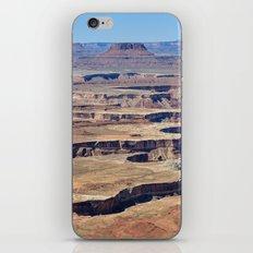 Green River Overlook iPhone & iPod Skin