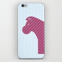 Fun At The Zoo: Zebra iPhone & iPod Skin