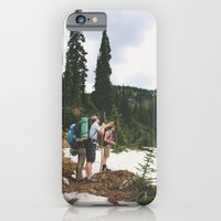iPhone & iPod Case featuring TRECK by Megan Robinson