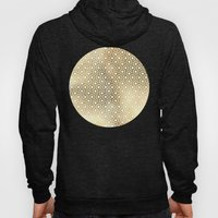 Gold geometry Hoody