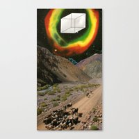 Space Cowboys 2 Or Oh Fu… Canvas Print