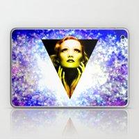 Marlene Dietrich Golden … Laptop & iPad Skin