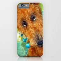 iPhone & iPod Case featuring Boo by Angela Burman