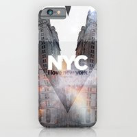 NYC - I Love New York 5 iPhone 6 Slim Case