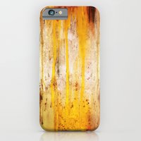 The Sun Is Dripping Down iPhone 6 Slim Case