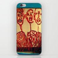 we belong  iPhone & iPod Skin