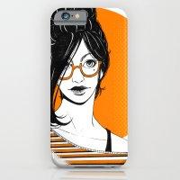 GIRL 01 iPhone 6 Slim Case