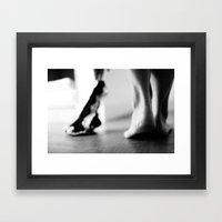 Boudoir Framed Art Print