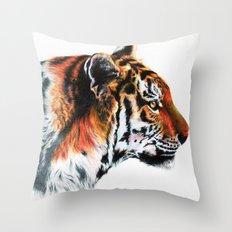 Sumathra Tiger Throw Pillow