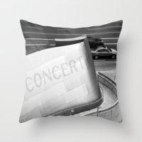 Reflect Throw Pillow