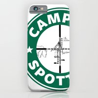iPhone & iPod Case featuring Camper Spotted by Royal Bros Art