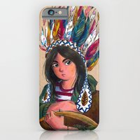 iPhone & iPod Case featuring Bow and Arrow by Judith Chamizo