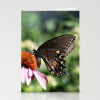 Eastern Tiger Swallowtai… Stationery Cards