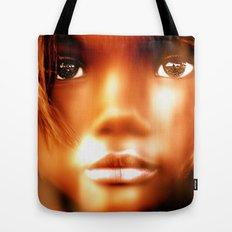 STARS IN HER EYES Tote Bag
