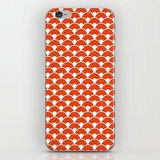 Dragon Scales Tangerine  iPhone & iPod Skin