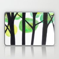 blacks trees Laptop & iPad Skin