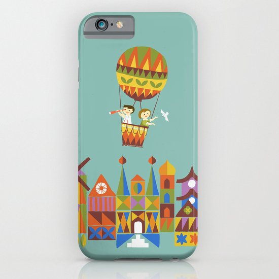 Voyage around the world iPhone & iPod Case