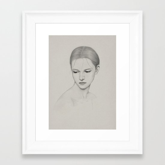 226 Framed Art Print