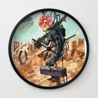 Prometheus Wall Clock