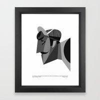 Maino Framed Art Print