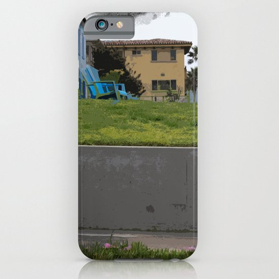 House on The Esplanade iPhone & iPod Case