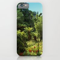 iPhone & iPod Case featuring Heligan Gardens 1/4 by Neville Hawkins