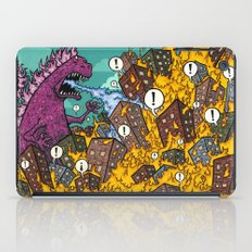 Atomic Fire Attack GO! iPad Case
