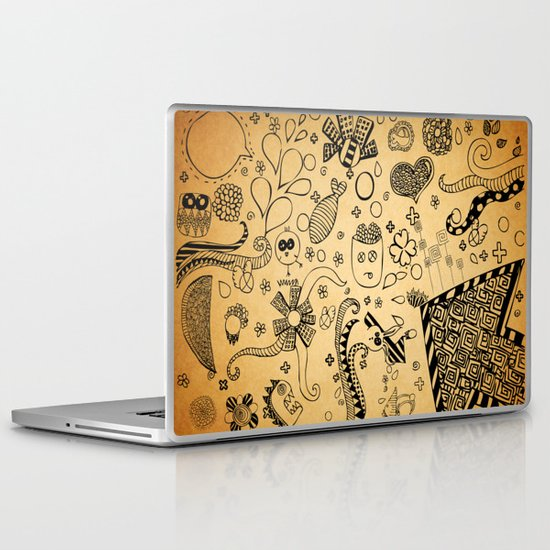 Therapy (: Laptop & iPad Skin