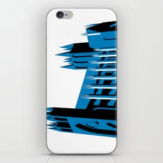 Cathedral iPhone & iPod Skin
