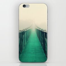 suspension bridge iPhone & iPod Skin