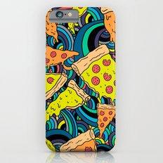Pizza Meditation Slim Case iPhone 6s