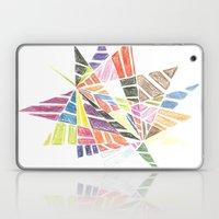 Jagged Laptop & iPad Skin
