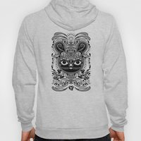 Day Of The Dead Bunny Celebration Hoody