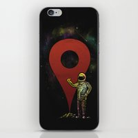 Destination Marked! iPhone & iPod Skin