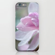 spring pink magnolia flower photography.   Slim Case iPhone 6s