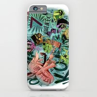 Scott Pilgrim, Fan Art iPhone 6 Slim Case