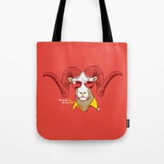 Too Much Sun Tote Bag