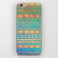Inspired Aztec Pattern 2 iPhone & iPod Skin