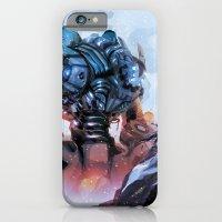 My, What Big Eyes.  iPhone 6 Slim Case