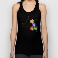 Lysergic Acid Diethylami… Unisex Tank Top