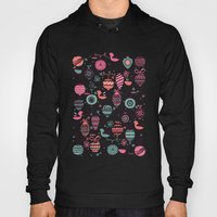 Birds and Baubles  Hoody