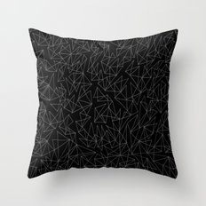 BW Pattern 21 Throw Pillow