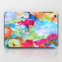 Lisa Print iPad Case