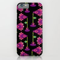 iPhone & iPod Case featuring Mega Floral by SharnyaTheStrange