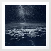 the Dreaming Ocean Art Print